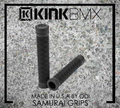 [Spun Shop] Kink BMX x ODI Samurai Grips 橡膠手握