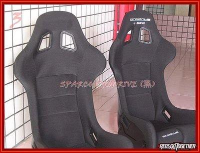 【阿喬ㄉ窩】全新 (類) SPARCO PRODRIVE 固定式賽車椅 ---黑/紅兩款---非RECARO BRIDE