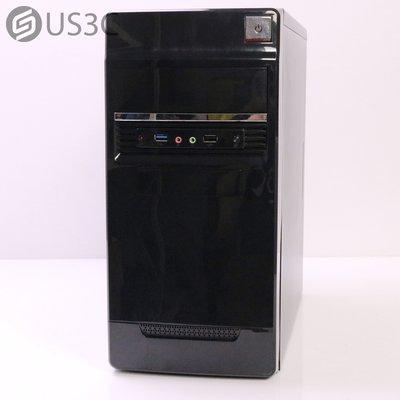 【US3C-台中店】自組PC Intel Pentium Gold G5400 4G 120G SSD 400W 雙核心 二手桌電