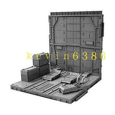 東京都-非機器人大戰-壽屋模型 機戰傭兵格納庫 M.S.G 基地台MB14(005) 現貨