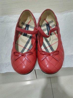 Burberry真品童鞋