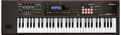 [高雄Roland經銷]Roland樂蘭  XPS-30 可擴充合成器鍵盤