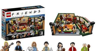 現貨 LEGO 樂高 21319 Ideas 系列 六人行 中央咖啡館 全新未拆 公司貨