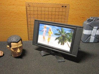 570F5Z娃娃部門 電腦/電視LED螢幕一個(可拆裝)