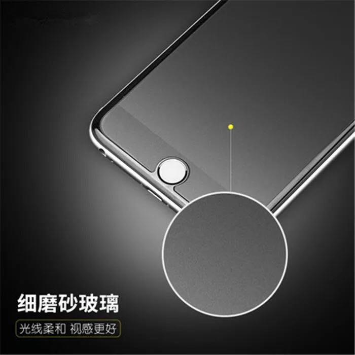 iPhone6 plus 玻璃保護貼-磨砂