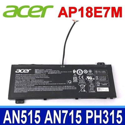 ACER AP18E7M 3芯 原廠電池  Predator Helios 300 PH315 PH317 系列 台中市