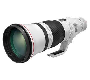 【中野數位】Canon EF 600mm f4 L IS III USM  三代 超遠攝鏡頭 5級快門防震 公司貨 預訂