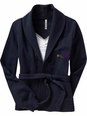 【美衣大鋪】☆ OLD NAVY 正品☆Active Shawl-Collar Cardigans 美外套~藍