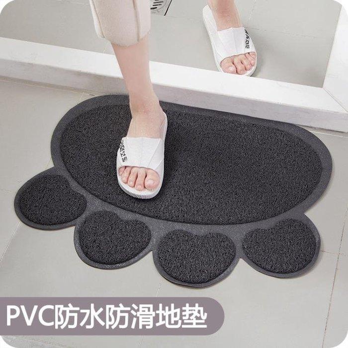 硅藻泥地墊 優思居 家用PVC絲圈防滑地墊 進門腳墊腳踏墊地毯廚房浴室門墊