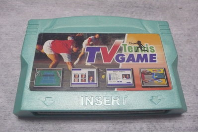 藍色小館37----TV Tennis  TV PingPong--單個6000元