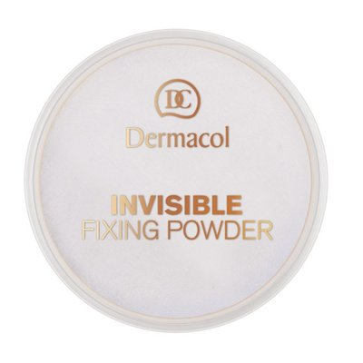 【DERMACOL】透明定妝蜜粉 13g  INVISIBLE FIXING POWDER