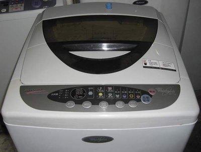 @@HOT.學生及套房族最愛.惠而浦10公斤洗衣機超漂亮...@兩年保固