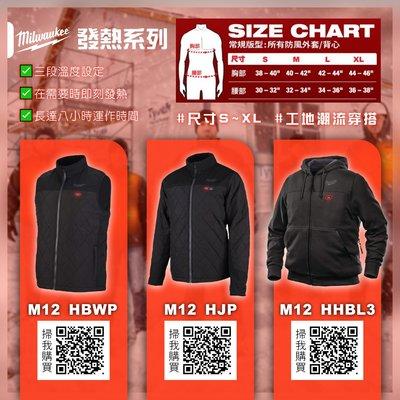 【BOXO赫杰國際】Milwaukee美沃奇「菱格紋防風外套」M12-HJP-0
