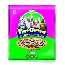 寵物物語 Pine Gravel 松木砂 7kg 貓砂
