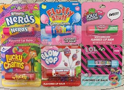 美國 Taste Beauty [ 最受歡迎糖果口味護唇膏 ] Flavored Lip Balm 六款可選 全新品