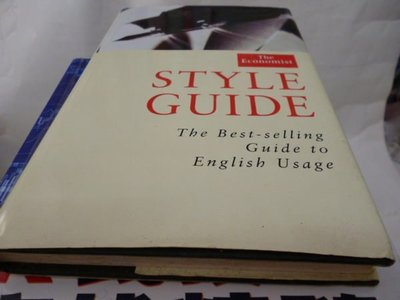 《THE ECONOMIST/STYLE GUIDE/THE BEST-SELLING GUIDE TO ENGLISH USAG》