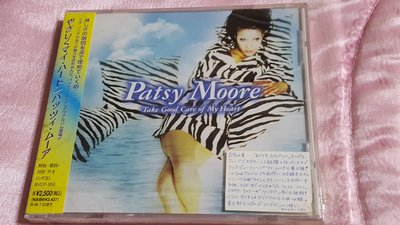 R西洋女(全新未拆CD)Patsy Moore~Take Good care of My Heart日版