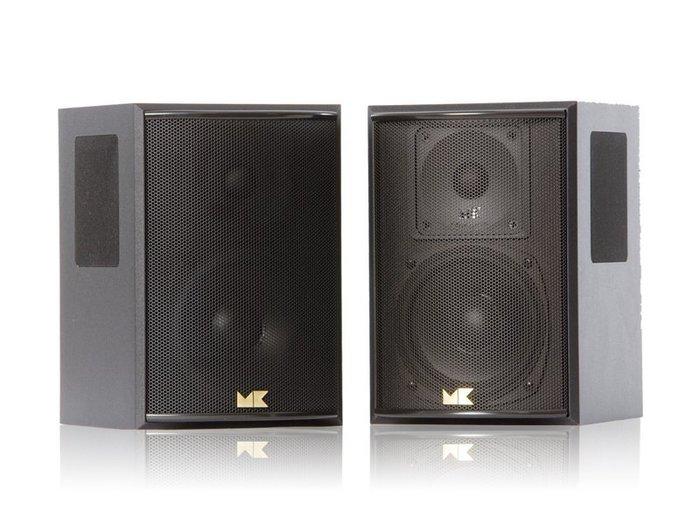 【韶韻音響】丹麥MK Sound 750THX System SUR55T Tripole™劇院三面發聲環繞聲道喇叭@凱