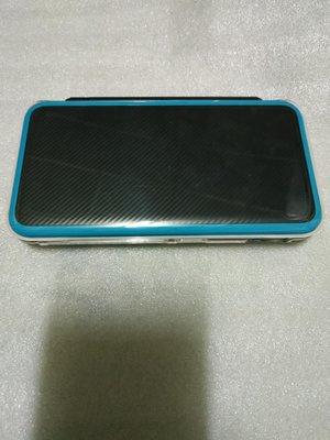 缺貨中~請先詢問庫存量~~ NEW 2DS LL 日規主機 藍黑色 對應 NDS 3DS 日規遊戲