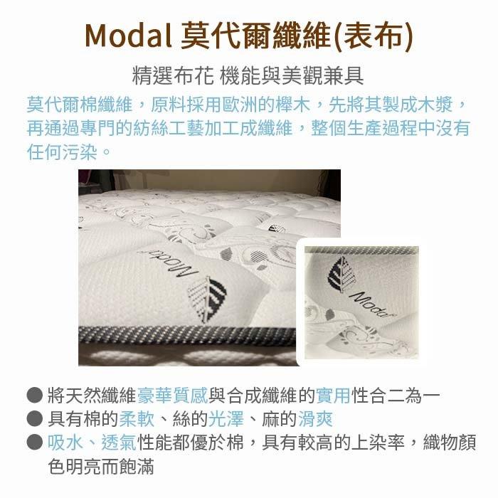 【凱迪家具】X1-03衣朵蜂巢式乳膠6尺雙人獨立筒床墊/台灣製造/桃園以北市區滿五千元免運費/可刷卡