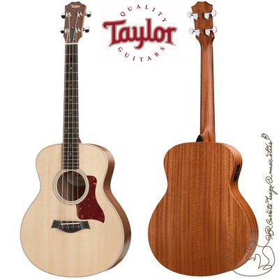 [免運費零分期]Taylor GS Mini-e Bass 可插電 單板木貝斯 旅行電木貝斯 附原廠琴袋 台北市
