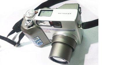 ☆手機寶藏點☆ Olympus C-3020Z 數位相機 功能正常 貨到付款 咖66