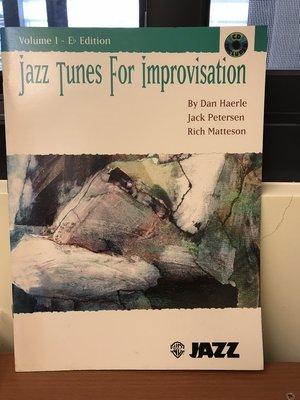 *【Koala音樂坊】*特惠出清: Jazz Tunes For Improvisation