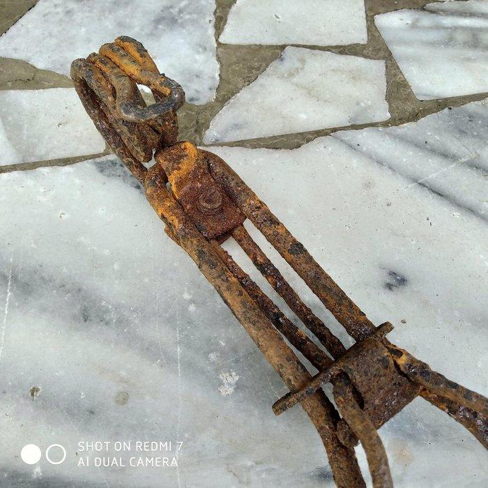 牛皮,椅,骨架
