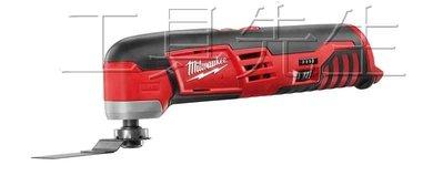 含稅/C12MT-0/單主機【工具先生】Milwaukee 美沃奇/12V 充電式 磨切機 非 bosch makita