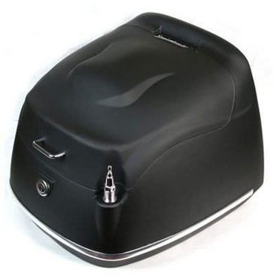 機車後尾箱 置物箱-ABS材質加厚加大靠背摩托車用品7色73q10[獨家進口][米蘭精品]