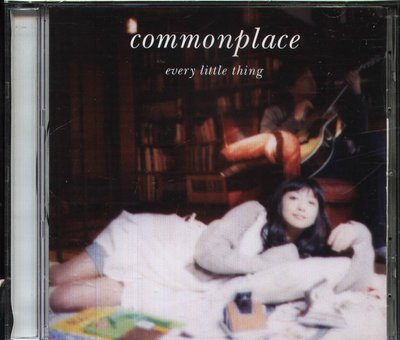 K - Every Little Thing - commonplace - 日版