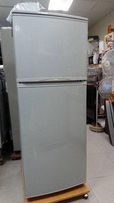 【真實園中古家電】三洋 SANYO R-31005 150公升 雙門 二手 冰箱 除霜/抗菌/省電/靜音/機美