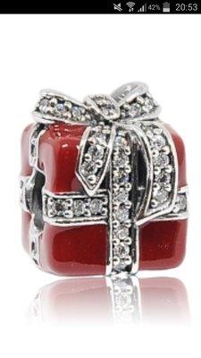 禮物盒🎁charm 潘朵拉 pandora 款 925 純銀 串珠  cd lv Gucci 參考 鑽石 k金