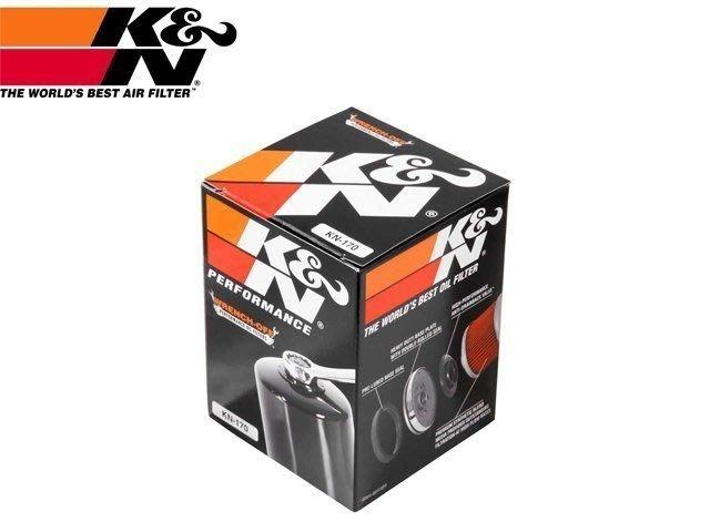 美國 K&N 高流量 機油芯 KN-170 Harley Davidson 哈雷 專用