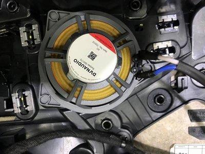 丹麥 DYNAUDIO 賓士 BENZ W222 W205 W213 X253GLC專用喇叭無損按裝免剪低音+中音+高音
