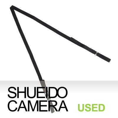 集英堂写真機【全國免運】美品 PENTAX ASAHI 原廠相機背帶 肩背帶 黑色 645N NII 67 21047