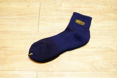 棒球世界 全新ZETT本壘版金標運動短襪~台灣製造加厚毛巾底 特價  丈青色 台南市