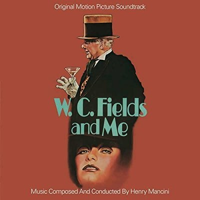 """W.C. Fields And Me""- Henry Mancini,全新歐版,58"