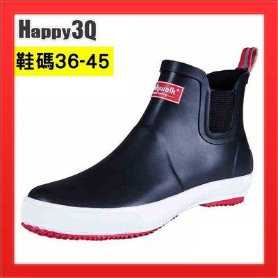 大尺碼雨鞋41低筒雨鞋短筒雨靴男生雨鞋43防水鞋橡膠鞋下雨天雨具-黑/迷彩/深藍36-45【AAA2185】預購