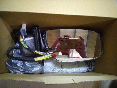 WR汽車零件~BENZ W211 07-  後視鏡主體