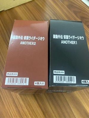 全新 🈹特價不議 2套 日版 原盒裝動外傳 KAMEN RIDER ZI-O ANOTHER 1+2 SO-DO 幪面超人時王 盒蛋 食玩