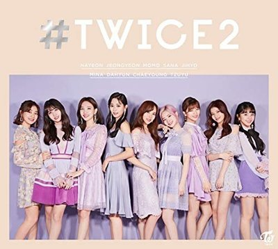 特價預購 TWICE 周子瑜#TWICE2 LIKEY (日版初回A+B+通常盤) 最新2019 航空版