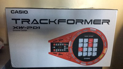 原廠行貨!Casio Trackformer XW-PD1 95%new 用唔多過5次