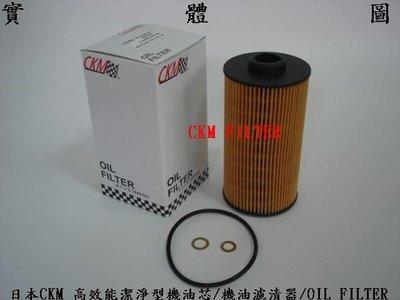 【CKM】寶馬 BMW E34 530 540 V8 M60 原廠 正廠 型 機油芯 機油濾清器 機油蕊! 另有 空氣芯