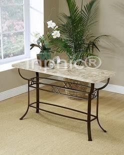 INPHIC-歐式鐵藝小茶几 電話桌 床頭櫃 鐵藝桌子