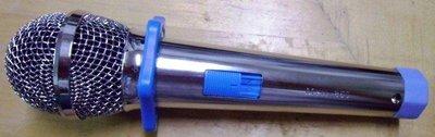 洛克小舖-MYH-860卡拉OK動圈式專業級麥克風(比錢櫃更優..推薦)不含線
