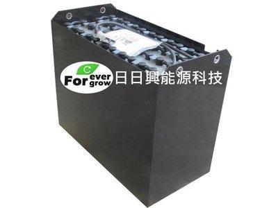 【日日興能源科技】 UNU 林德 E18 電動堆高機蓄電池 48V700Ah