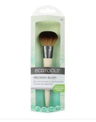 【愛來客 】美國直送EcoTools Precision Blush #1306 腮紅刷化妝刷刷具