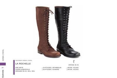 footprints La Rochelle女40號 馬靴