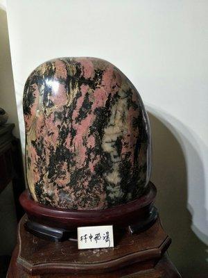 【上古奇石】早期收藏~《玫瑰石》~免運費